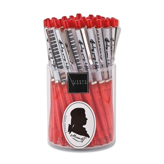 Ballpoint pen Mozart (36 pcs): Stationery