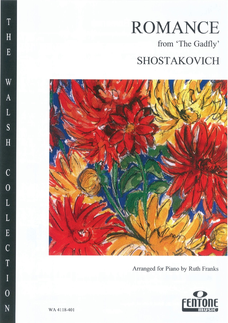 Dimitri Shostakovich: Romance: Piano: Instrumental Work