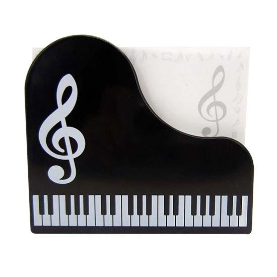 Black Keyboard Design Memo Note Set