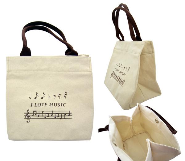 Mini Cotton Tote Bag With