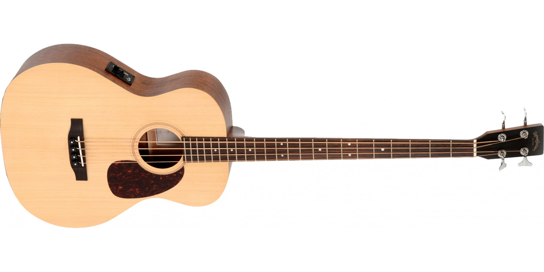 BME Solid Top Acoustic Bgtr: Bass Guitar