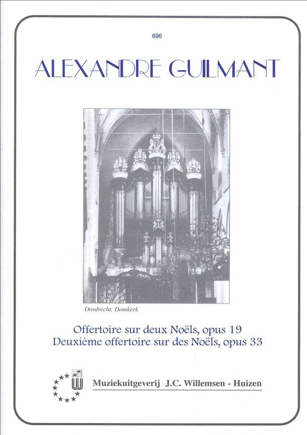 Alexandre Guilmant: Offertoire Sur Deux Noels: Organ: Instrumental Album