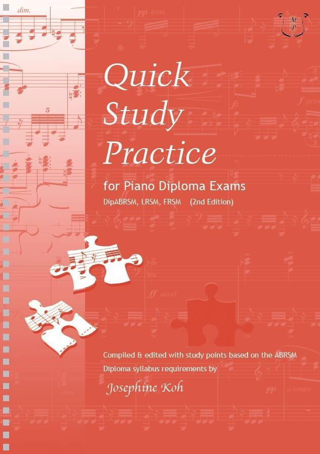 Josephine Koh: Quick Study Practice for Diploma Exams: Piano: Score