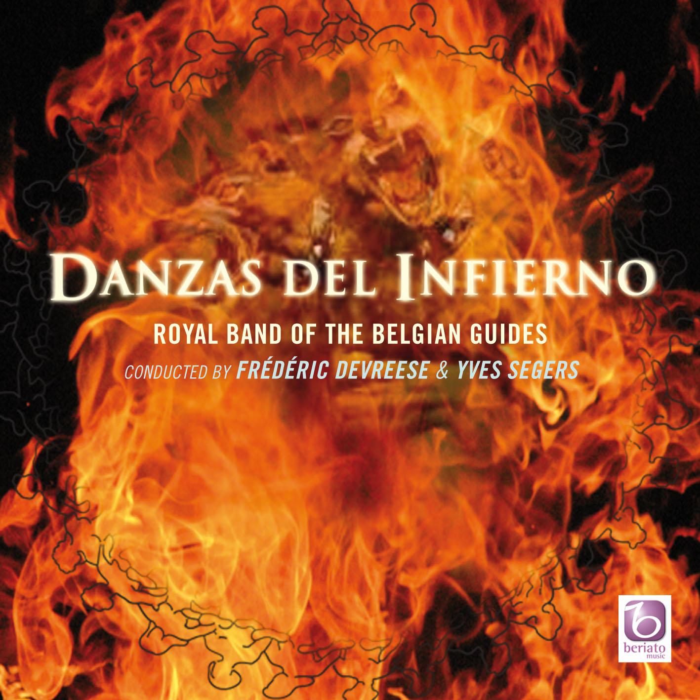 Danzas Del Infierno: Concert Band: CD