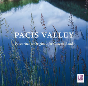 Pacis Valley: Concert Band: CD