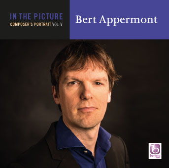 Bert Appermont: In The Picture: Bert Appermont Vol. V: Concert Band: CD