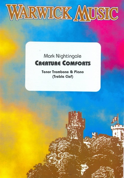 Mark Nightingale: Creature Comforts (Treble Clef): Trombone: Instrumental Album
