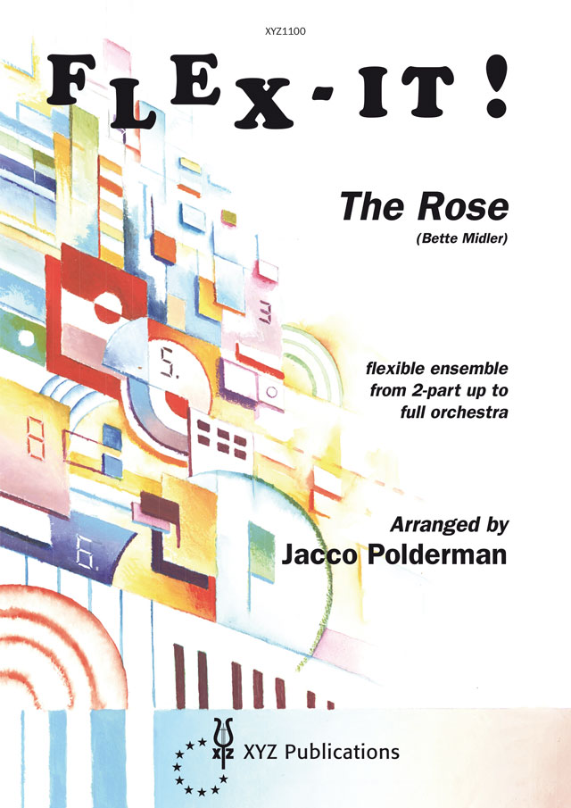 B. Midler: The Rose: Ensemble: Score & Parts