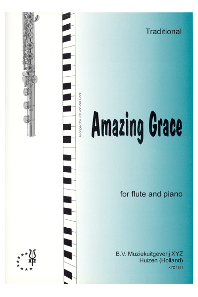 Amazing Grace: Flute: Instrumental Work