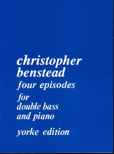 Benstaed: 4 Episodes: Double Bass: Instrumental Album
