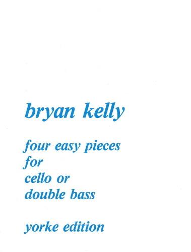 4 Easy Pieces: Cello: Instrumental Album