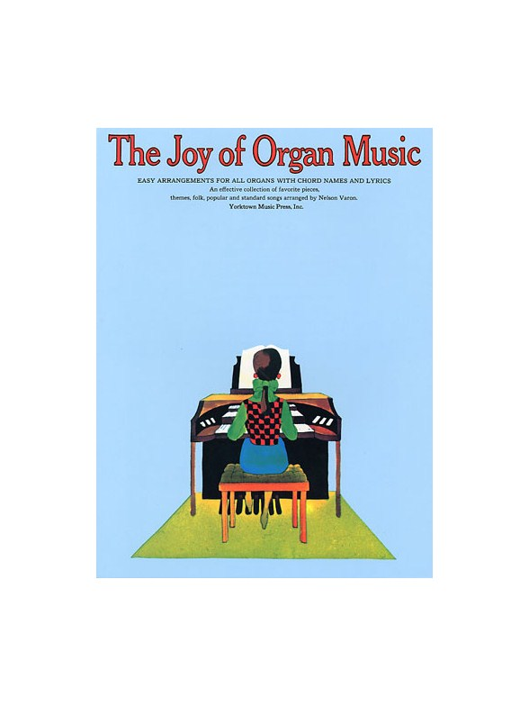 The Joy Of Organ Music: Organ: Instrumental Album
