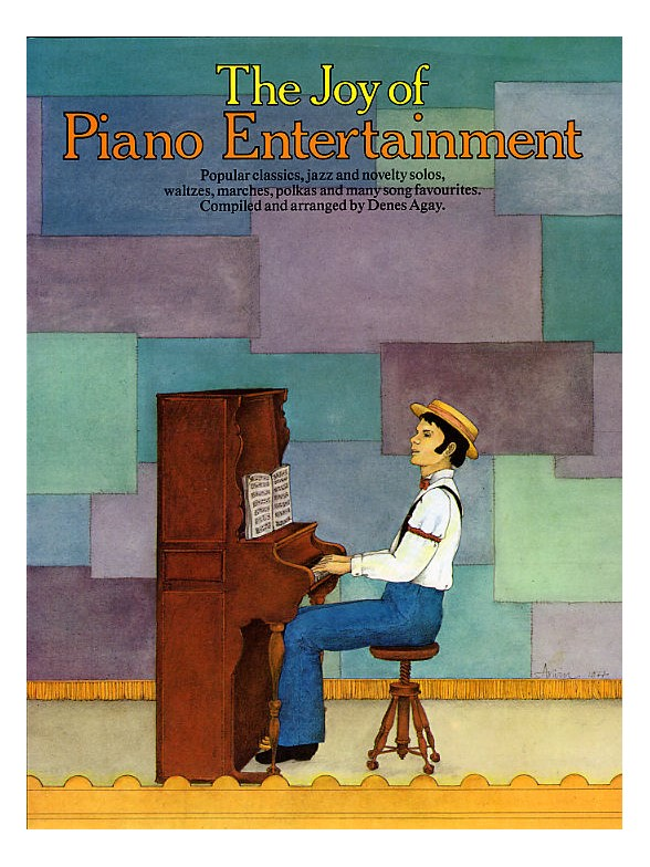 The Joy Of Piano Entertainment: Piano: Instrumental Album