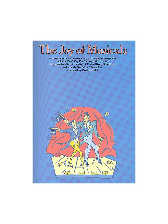 The Joy Of Musicals: Piano & Guitar: Instrumental Album