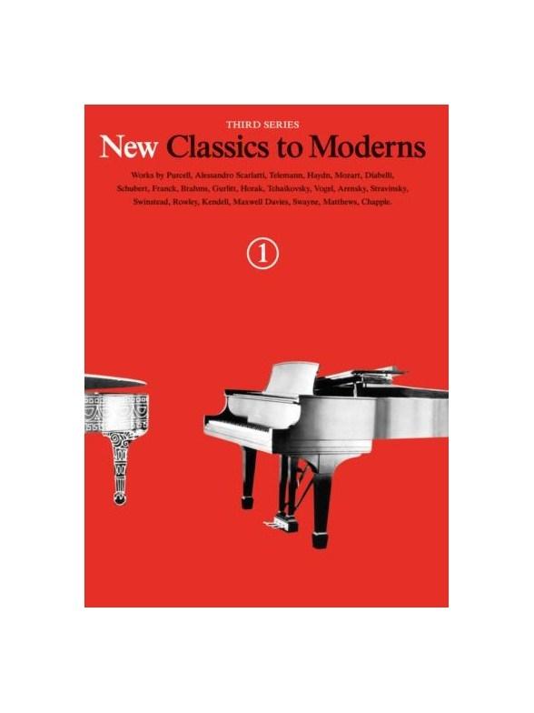 Denes Agay: New Classics to Moderns Book 1: Piano: Instrumental Album