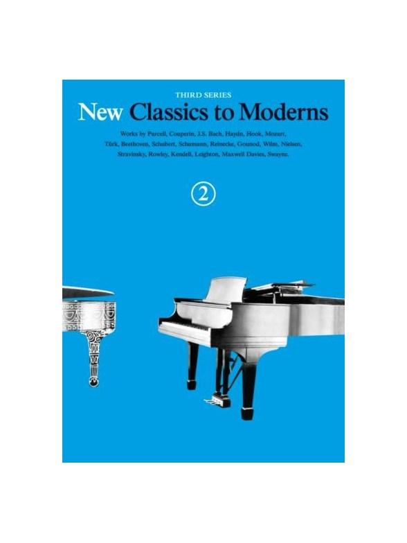 Denes Agay: New Classics to Moderns Book 2: Piano: Instrumental Album
