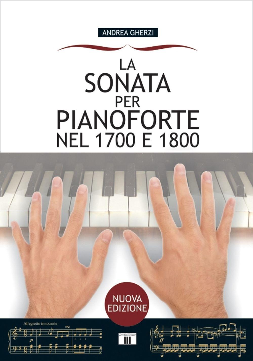 Andrea Gherzi: La Sonata per pianoforte nel 1700 e 1800: Reference