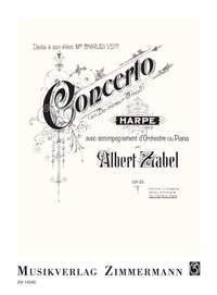Albert Zabel: Concerto c-Moll op. 35: Harp: Instrumental Work