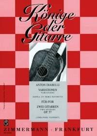 Anton Diabelli: Variationen op. 57: Guitar Duet: Instrumental Work
