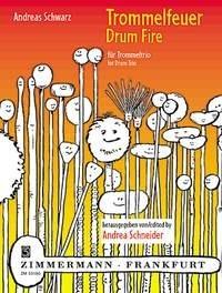 Andreas Schwarz: Trommelfeuer: Drum Kit: Instrumental Work
