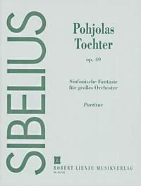 Jean Sibelius: Pohjolas Tochter Op.49: Score