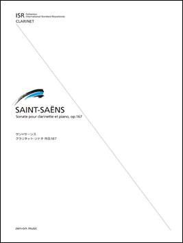Camille Saint-Saëns: Sonate Pour Clarinette et Piano Op. 167: Clarinet and